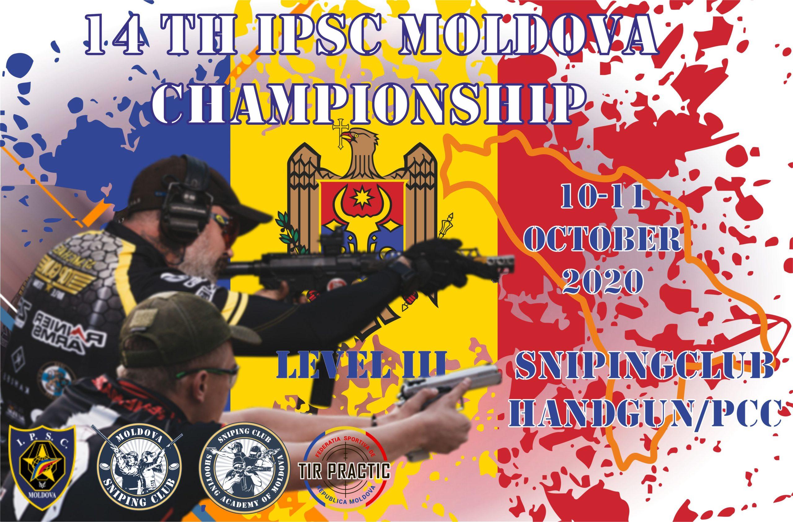 14 Th IPSC MOLDOVA CHAMPIONSHIP
